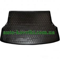 Коврик багажника резиновый Geely Emgrand X7 2013- (Avto-Gumm)