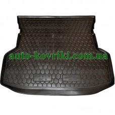 Коврик багажника резиновый Geely GC-6 2012- (Avto-Gumm)