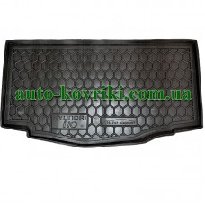 Коврик багажника резиновый Hyundai I10 2014- (Avto-Gumm)