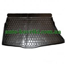 Коврик багажника резиновый Hyundai I30 2012- (Хетчбек) (Avto-Gumm)