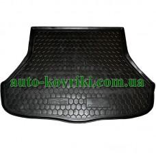 Коврик багажника резиновый Chevrolet Kia Cerato 2013- (BASE) Cедан (Avto-Gumm)