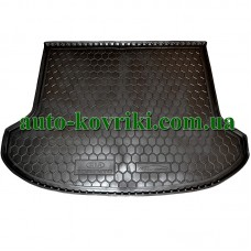 Коврик багажника резиновый Kia Sorento 2009-2012 / 2013- 7мест (Avto-Gumm)