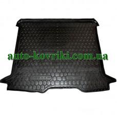 Коврик багажника резиновый Renault Dokker 2013- (Avto-Gumm)