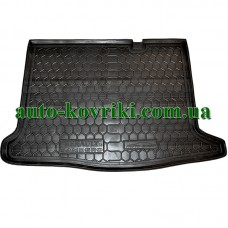 Коврик багажника резиновый Renault Sandero 2013-2020 (Avto-Gumm)