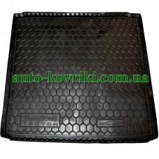 Коврик багажника резиновый Ssang Yong Rexton (Avto-Gumm)