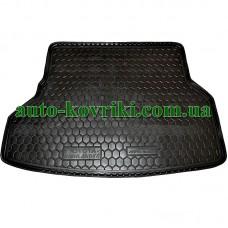 Коврик багажника резиновый Toyota Highlander 2008-2013 (Avto-Gumm)