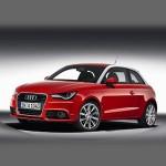 Автомобильные коврики для Audi A1 2010-