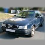 Автомобильные коврики для Audi 80 (B3) / Audi 90 (B4) 1987-1995