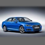 Audi А4 (В9-кузов) 2015-