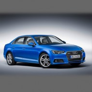 Audi A4 (В9-кузов) 2015-