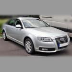 Автомобильные коврики для Audi А6 (C6-кузов) 2004-2011