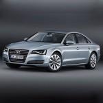 Автомобильные коврики для Audi A8 (D4) 2010-2017