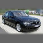 Автомобильные коврики для BMW 7 (E38/E65/E66/E67-кузов) 1994-2008
