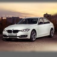 BMW 3 (F30/F31/F34/F35-кузов) 2011-