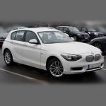 Автомобильные коврики для BMW 1 (F20-кузов) 2015-