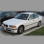 Автомобильные коврики для BMW 3 (Е36-кузов) 1990-2000