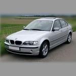Автомобильные коврики для BMW 3 (Е46-кузов) 1998-2004