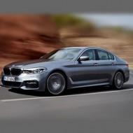 BMW 5 (G30-кузов) 2017-