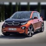 Автомобильные коврики для BMW I3 (I01) 2013-