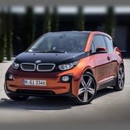 BMW I3 (I01) 2013-