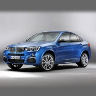 BMW X4 (F26-кузов) 2014-