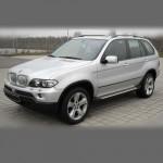 Автомобильные коврики для BMW X5 (E53-кузов) 2000-2006