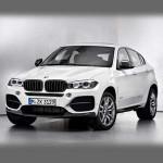 Автомобильные коврики для BMW X6 (F16-кузов) 2015-