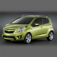 Chevrolet Spark 2005-2009 / 2009-