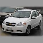 Автомобильные коврики для Chevrolet Aveo T200/T250 2002-2011