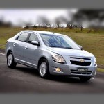 Автомобильные коврики для Chevrolet Cobalt II 2012-