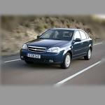 Автомобильные коврики для Chevrolet Lacetti 2003-