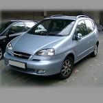 Автомобильные коврики для Chevrolet Tacuma / Rezzo 2000-2008