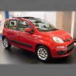 Автомобильные коврики для Fiat Panda III 2013-