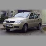 Автомобильные коврики для Fiat Albea 2002-2011