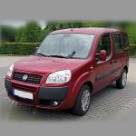 Автомобильные коврики для Fiat Doblo I 2000-2009