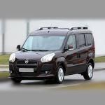 Автомобильные коврики для Fiat Doblo II 2009-