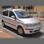 Автомобильные коврики для Fiat Panda II 2003-2012