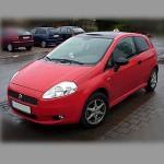 Автомобильные коврики для Fiat Punto III 2005-