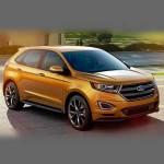 Автомобильные коврики для Ford Edge 2014-