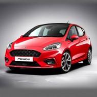 Ford Fiesta 2017-
