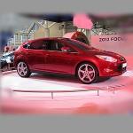 Автомобильные коврики для Ford Focus III 2011-