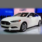 Ford Fusion 2012-