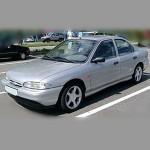 Автомобильные коврики для Ford Mondeo 1993-2007
