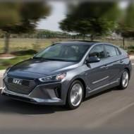 Hyundai Ioniq 2017-