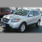 Автомобильные коврики для Hyundai Santa Fe II 2006-2012