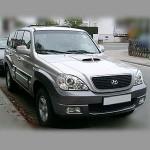 Автомобильные коврики для Hyundai Terracan 2001-2007