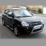 Автомобильные коврики для Hyundai Tucson I/II 2004-
