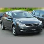 Автомобильные коврики для KIA Ceed 2006-2012