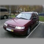 Автомобильные коврики для Lada 2111 1998-