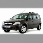 Автомобильные коврики для Lada Largus 2012-